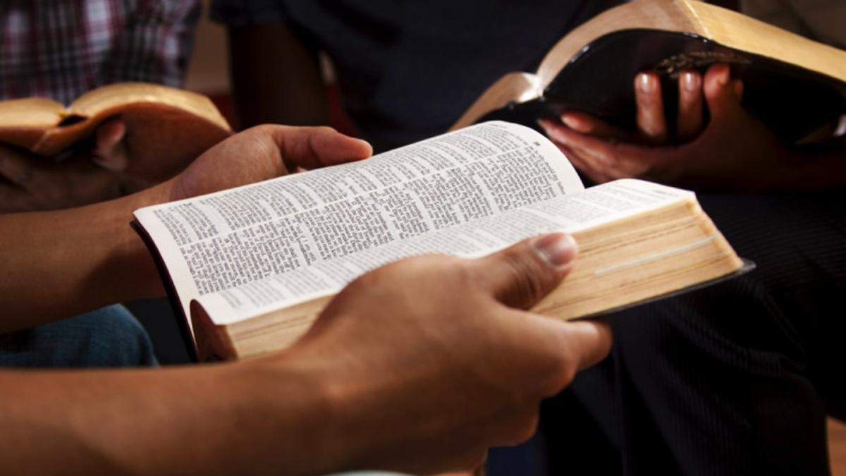 bijbelstudie 1