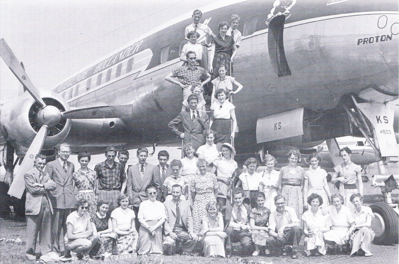 jeugdkoor geraniumstraat jaren 50