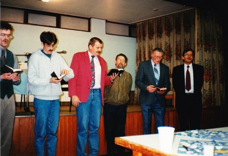 raad begin jaren 90
